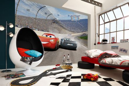 Cars 3 Disney wall mural wallpaper